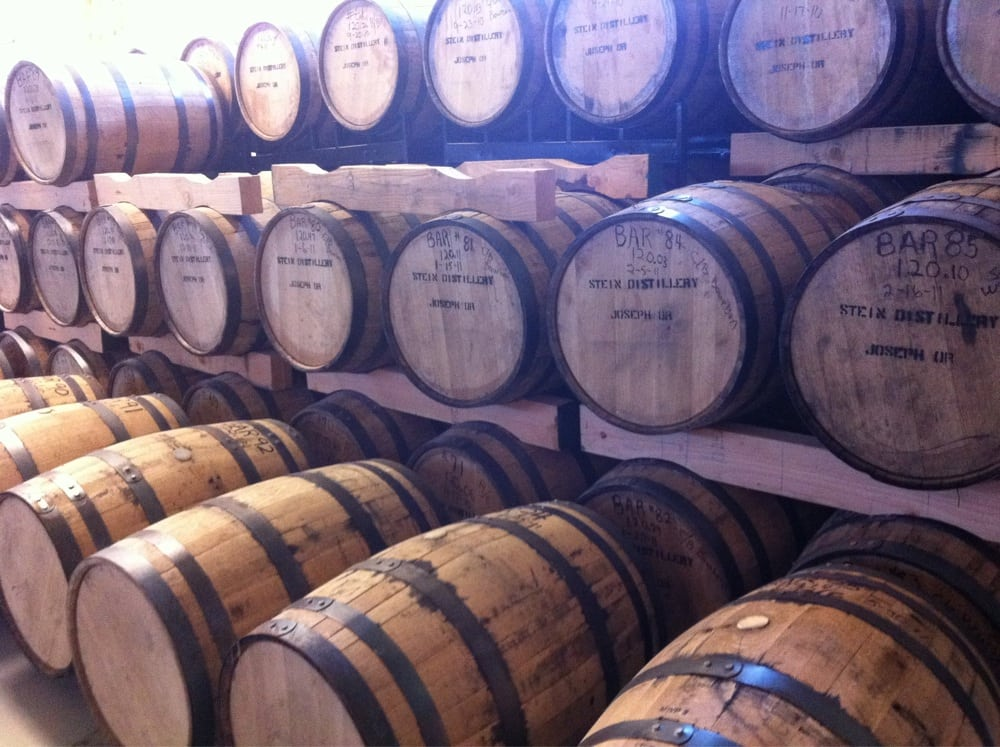 Stein Distillery: 604 N Main St, Joseph, OR