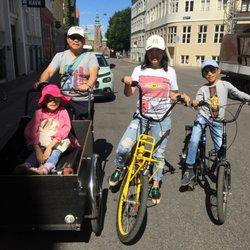 cykeludlejning københavn vesterbro