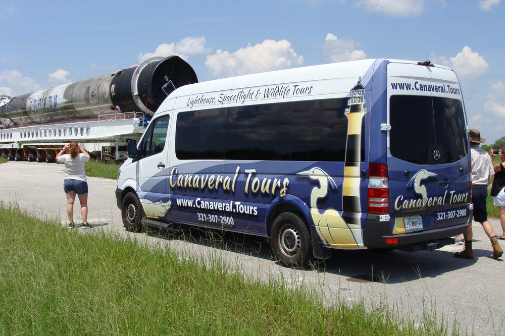 Cape Canaveral Lighthouse Tours: 670 Dave Nisbet Dr, Cape Canaveral, FL