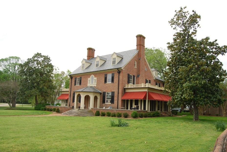 Hornsby House Bed And Breakfast Yorktown Va