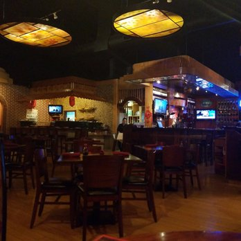 Photo Of Red Bowl Asian Bistro Cary Nc United States Dining Room