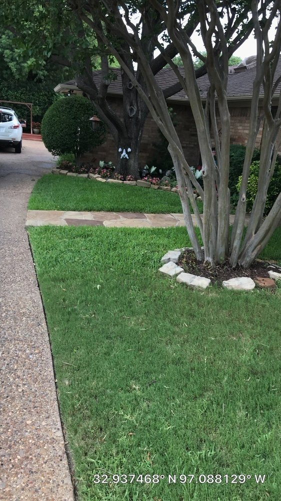 Green Top Lawn Care: 1001 W Euless Blvd, Euless, TX