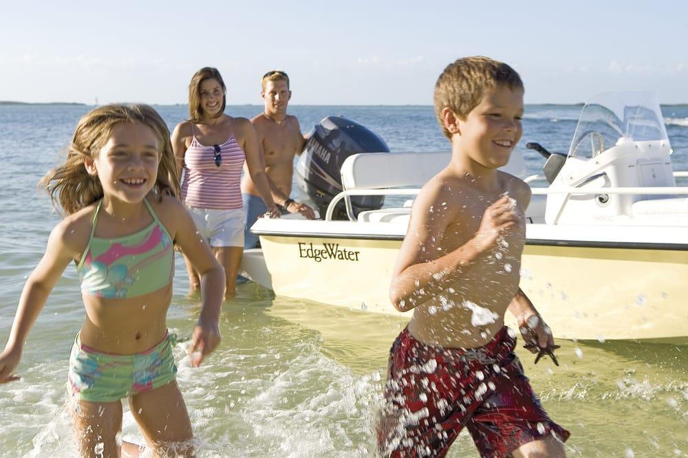 Island Boat Rental: Slip 1001, Nantucket, MA