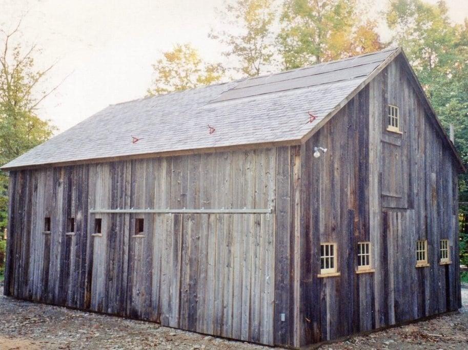 Restored Civil War Era Barn - Yelp