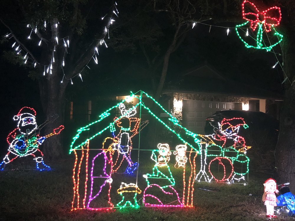 Van Horn Family Christmas: 8855 NW 47th Dr, Coral Springs, FL