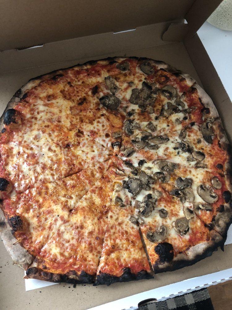 Milestone Wood Fired Pizza: 68 E Main St, Thomaston, CT