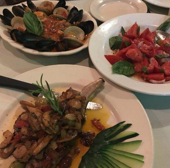 Luka's Italian Cuisine: 10 River Rd, Bogota, NJ