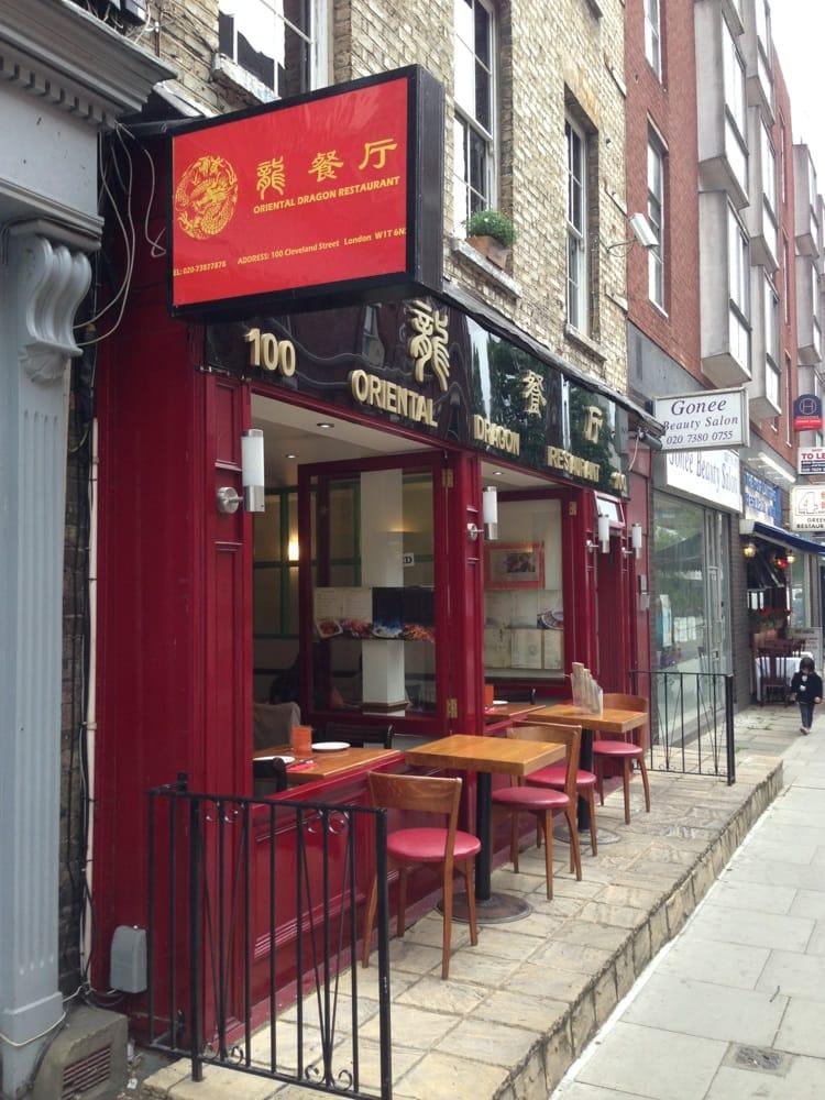 Oriental Dragon Restaurant Chinese Restaurants