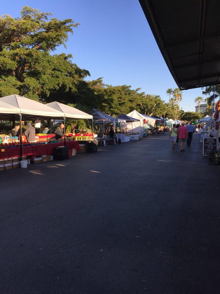 Local Roots Farmers Market: 26795 S Bay Dr, Bonita Springs, FL