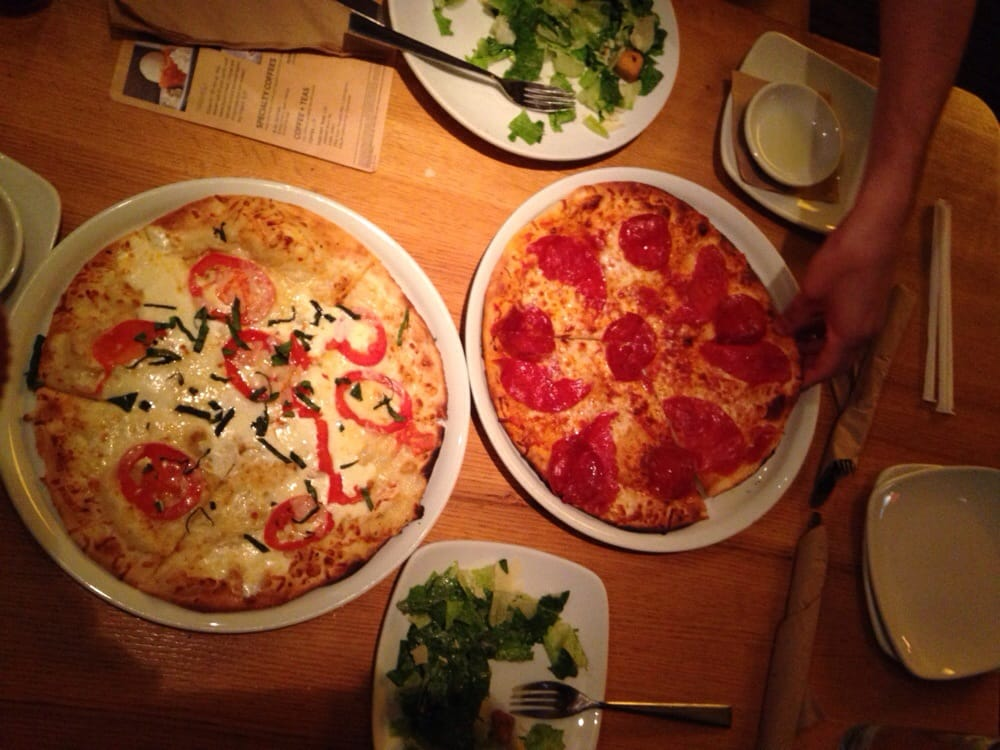 good California Pizza Kitchen Pleasanton #8: Photo of California Pizza Kitchen - Pleasanton, CA, United States. Cheese and fresh