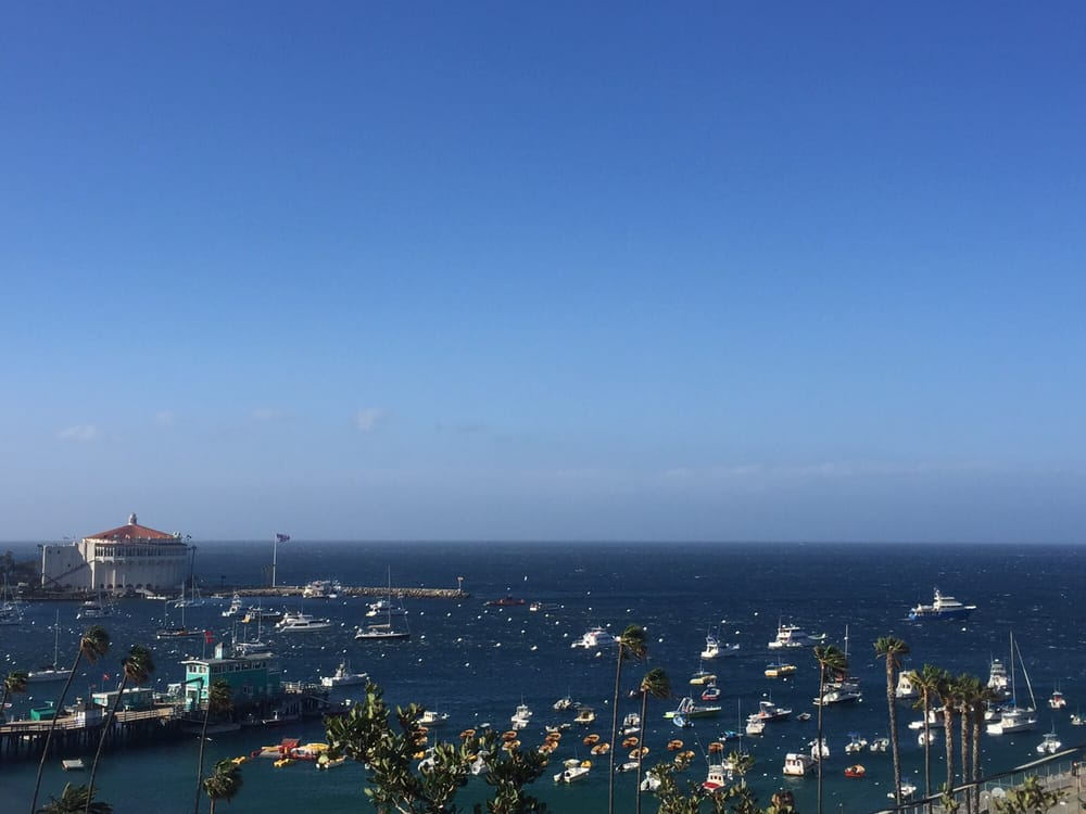 Catalina Island Roast Coffee: Avalon, CA