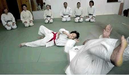 Soko Joshi Judo Club: 1622 Castro St, San Francisco, CA