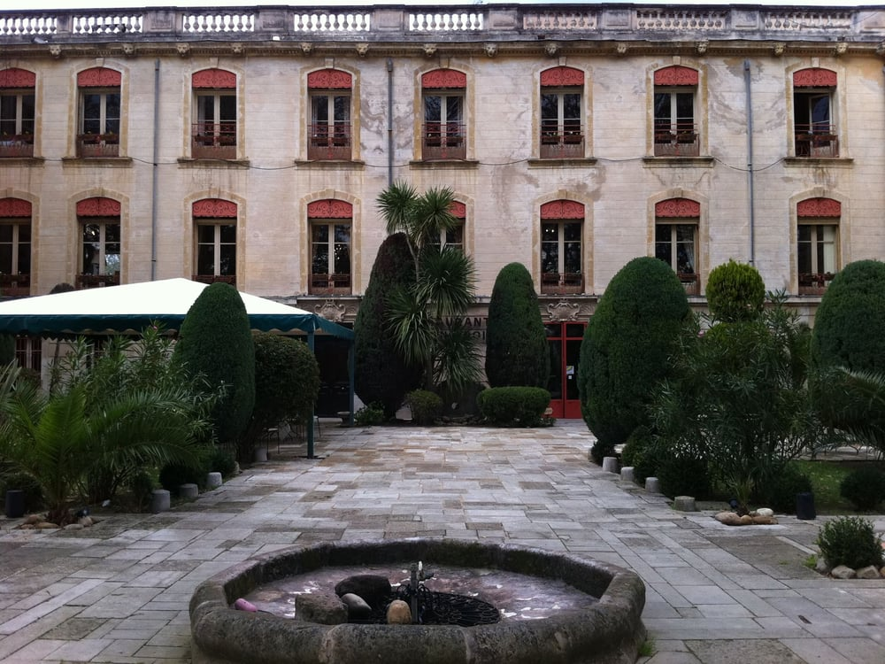 Ch teau de richebois 14 avis restaurants route for Ifte sud salon de provence avis