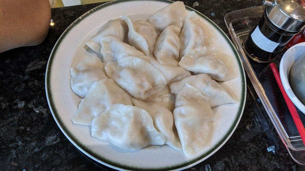 Yummy Dumpling and BBQ
