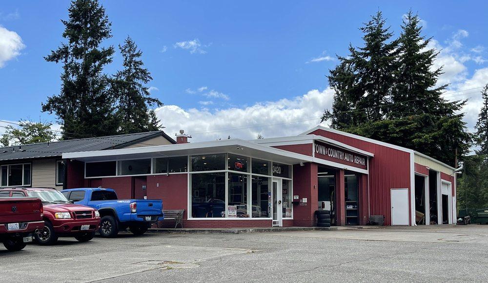 Town & Country Auto Repair: 3420 Chico Way NW, Bremerton, WA