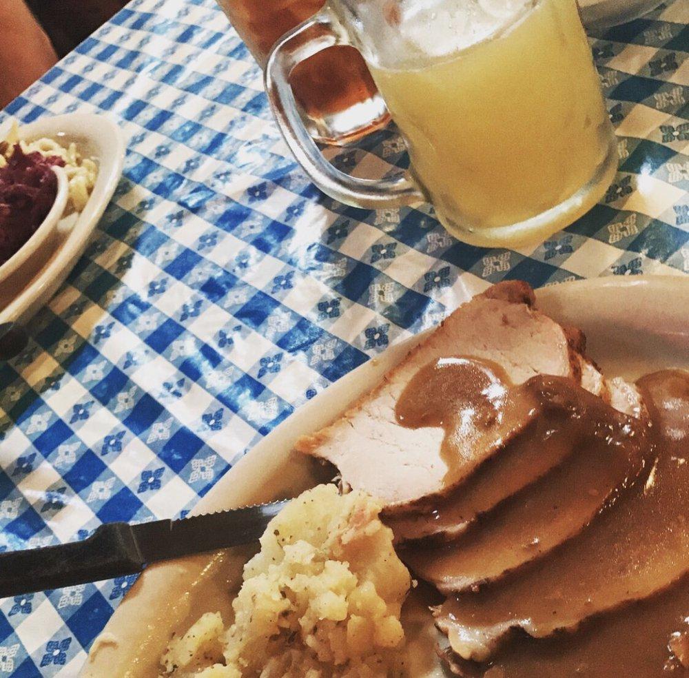 Walburg German Restaurant: 3777 Fm 972, Walburg, TX