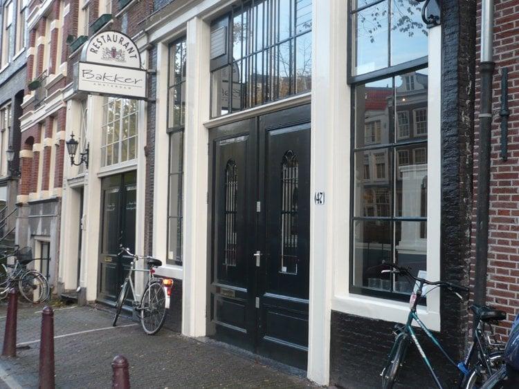 bakker amsterdam gesloten frans bloemgracht 47