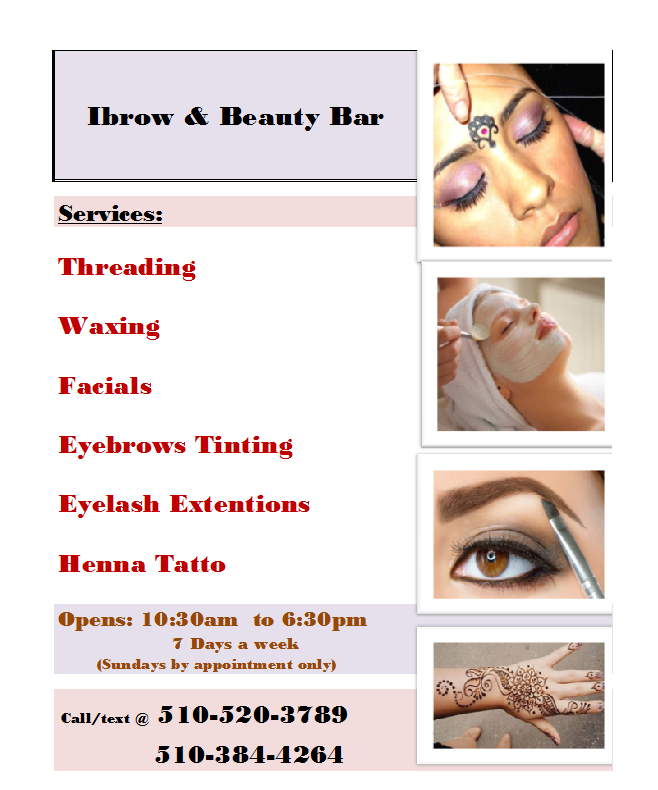 Ibrow Beauty Bar 17 Photos 60 Reviews Threading Services