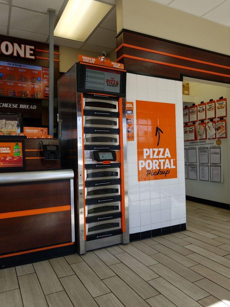 Little Caesars Pizza: 601 South Gregg St, Big Spring, TX