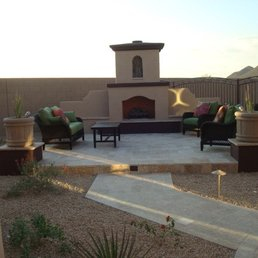Photo Of Outside Living Concepts   Phoenix, AZ, United States. Elevated  Patio With