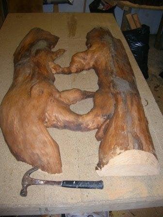 Photo of Unique Wild Wood Furniture - Kent, United Kingdom. cedar and glass  free