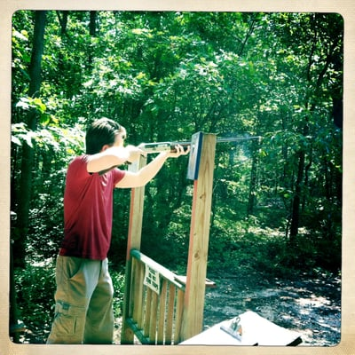 Cedar Creek Sporting Clays [501 - 549] Ramah Rd Millville, NJ Rifle