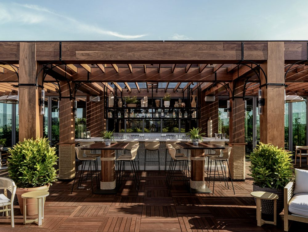 Rosewater Rooftop: 233 NE 2nd Ave, Delray Beach, FL