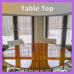 Photo Of Glass Table Tops   New York, NY, United States
