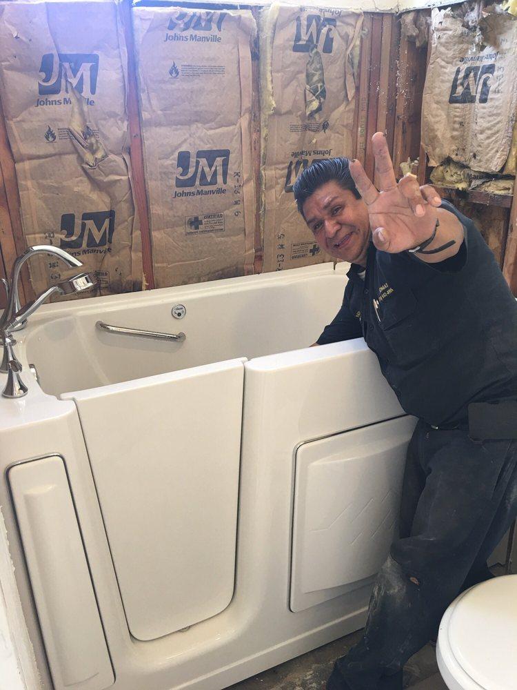 special bath tub for handicap - Yelp
