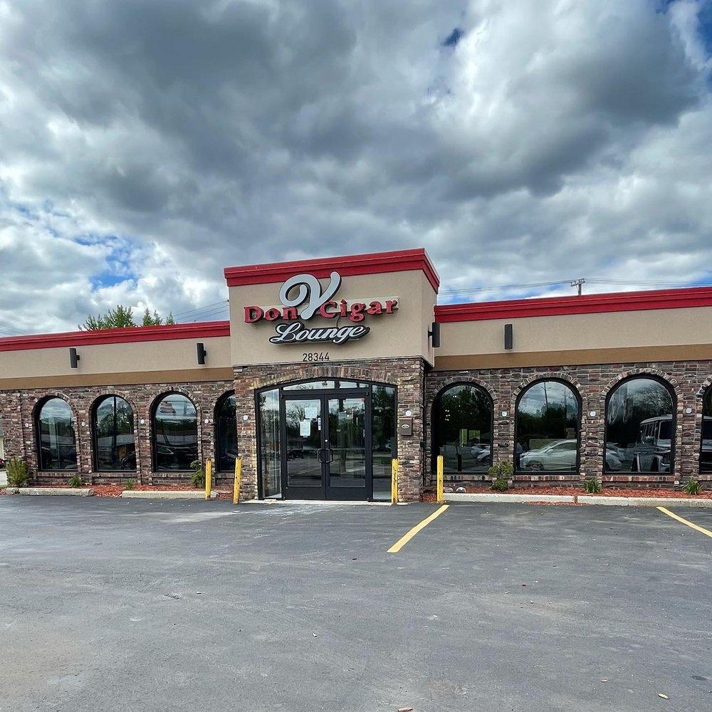 Don V Cigar Lounge & Bistro: 28344 Ford Rd, Garden City, MI