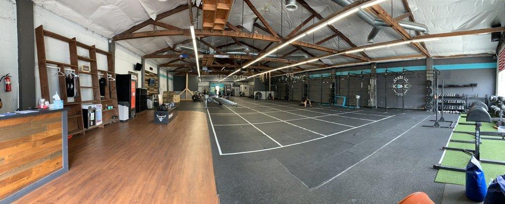 CrossFit Iconic