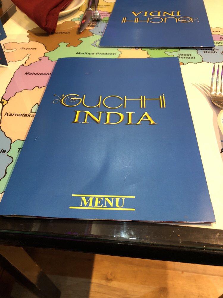 Guchhi Indian Seafood and Bar