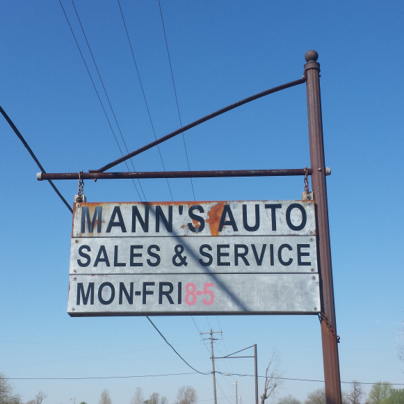 Mann's Auto Service: 7540 US Hwy 61, New Madrid, MO