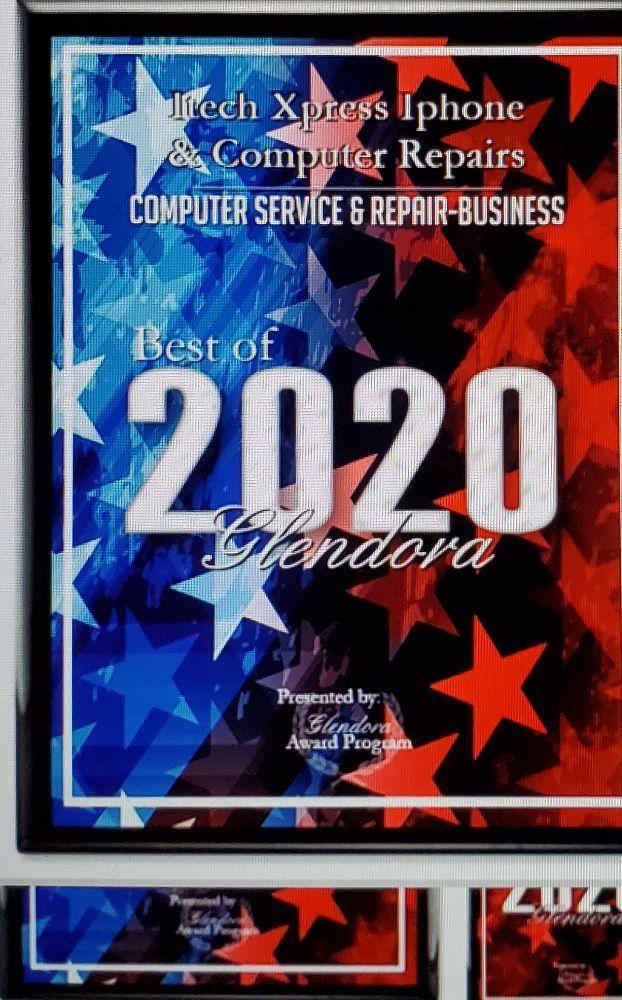 ITech Xpress iPhone & Computer Repair: 948 Arrow Hwy, Covina, CA