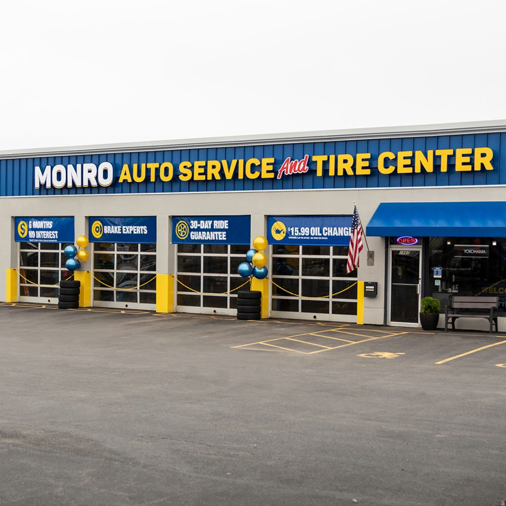 Monro Auto Service And Tire Centers: 501 West Central Ave, Titusville, PA