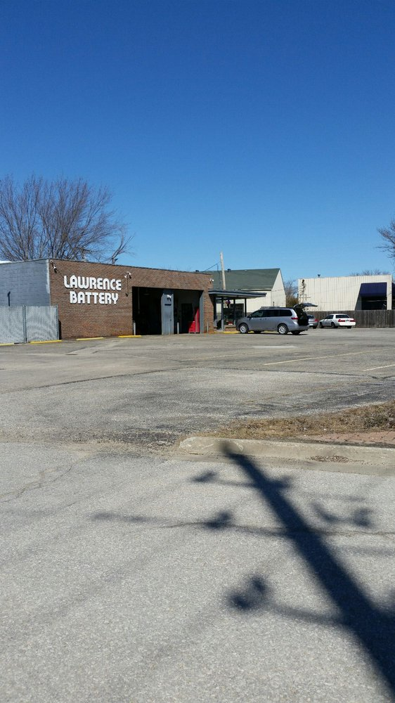 Lawrence Battery: 903 N 2nd St, Lawrence, KS