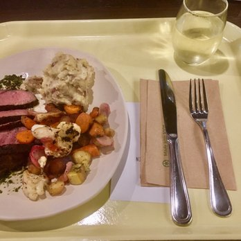 Photo Of Modern Market Eatery Bethesda Md United States Homestyle Plate
