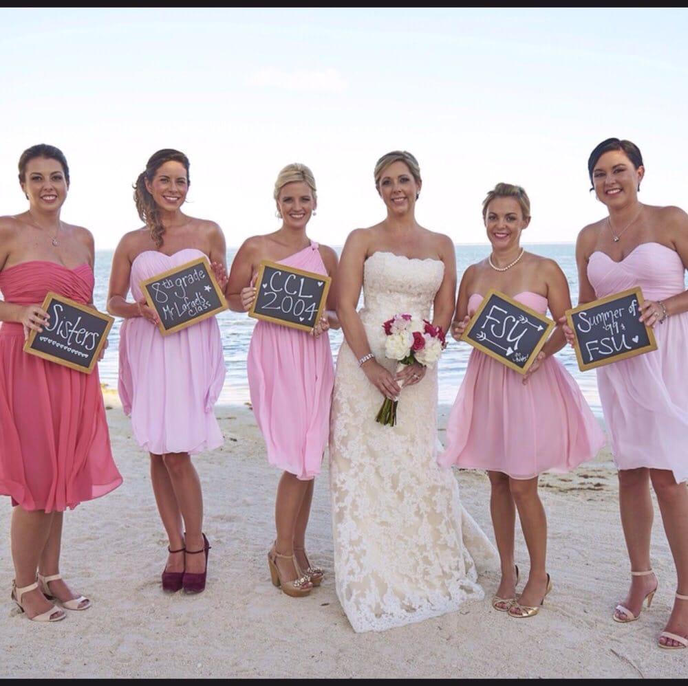 6dbcbaf6488 Bella Bridesmaids - 16 Photos   18 Reviews - Bridal - 715 S Howard ...