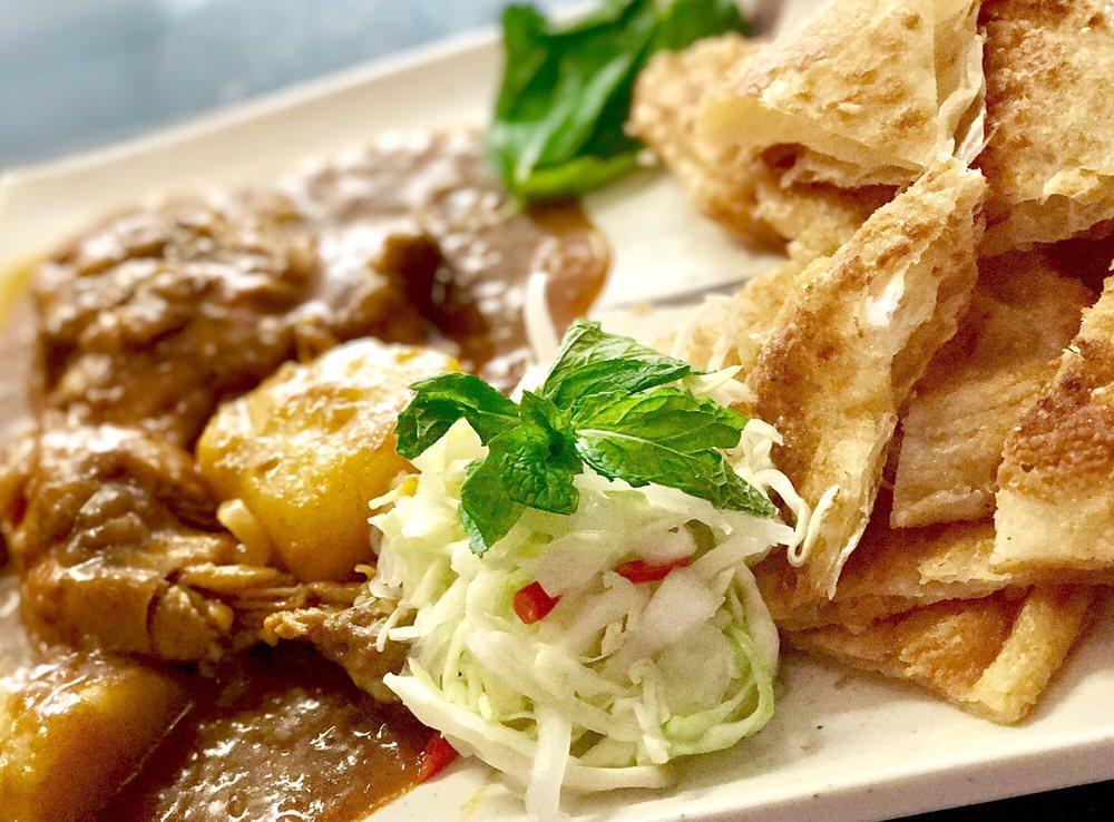 NADI Myanmar Cafe: 5 N 4th St, Alhambra, CA