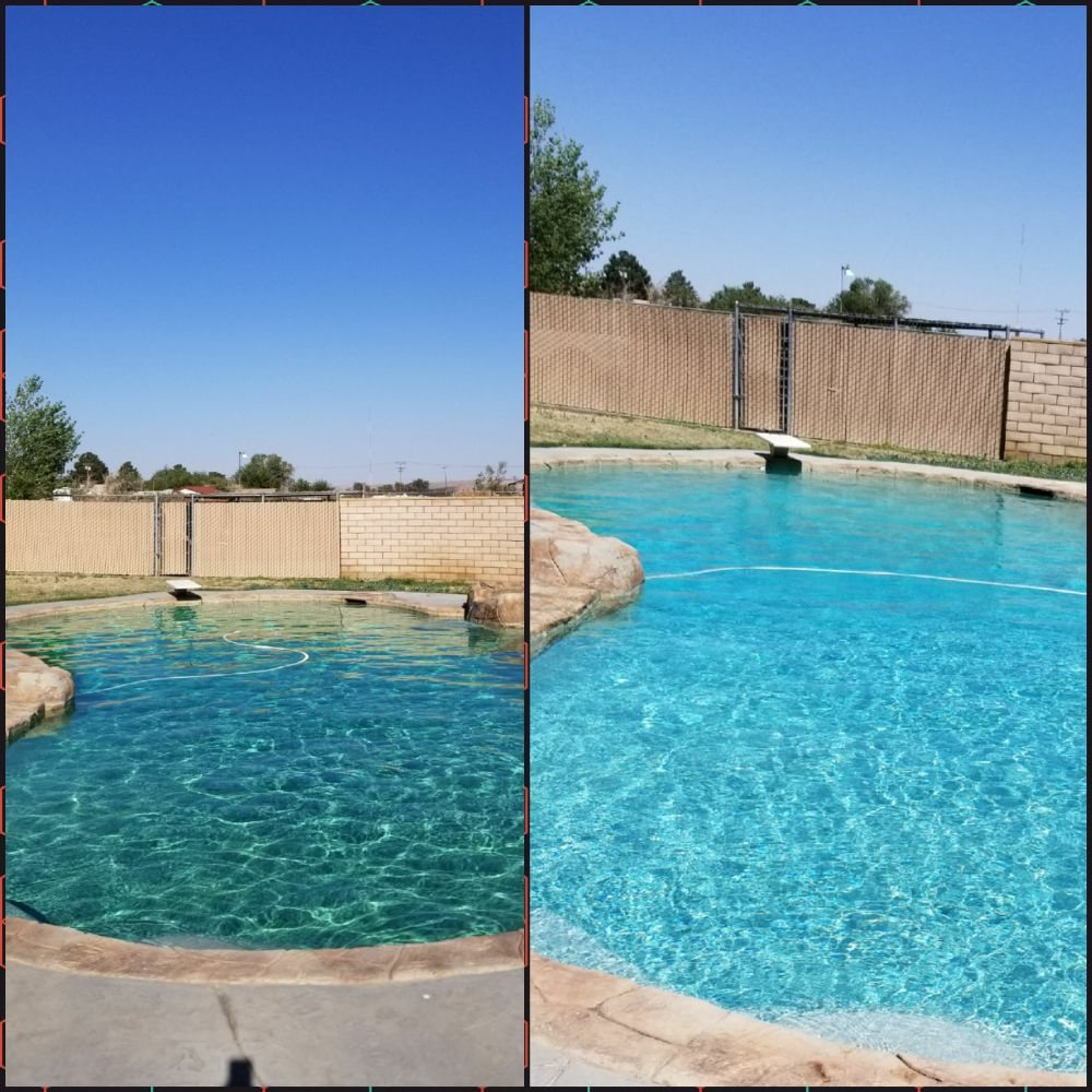 Fisher Pool Service: Barstow, CA