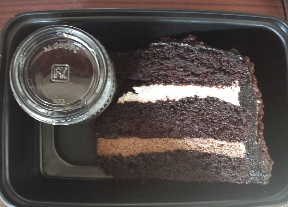 Carrabba S Chocolate Mousse Cake