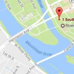 MAP For Nonprofits Community ServiceNonProfit One Main St SE - Minneapolis minnesota on us map
