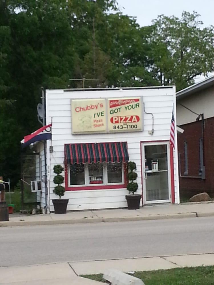 Chubby's Pizza Shack: 8241 Antioch Rd, Salem, WI