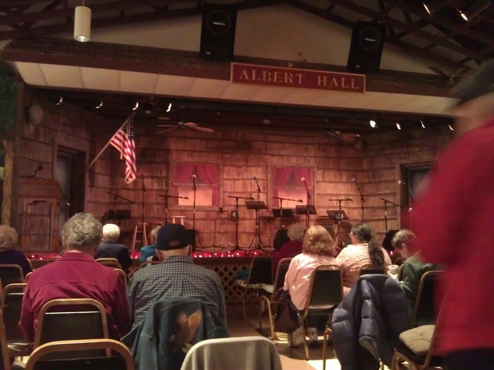 Albert Music Hall: 125 Wells Mill Rd, Waretown, NJ