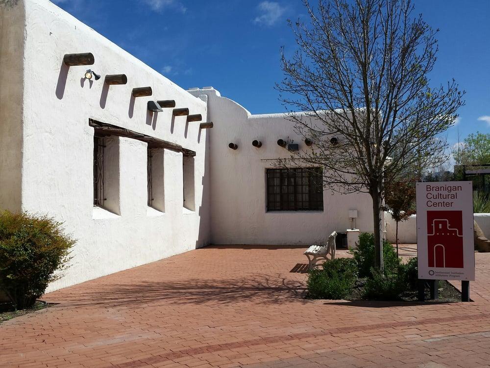Branigan Cultural Center: 501 N Main St, Las Cruces, NM
