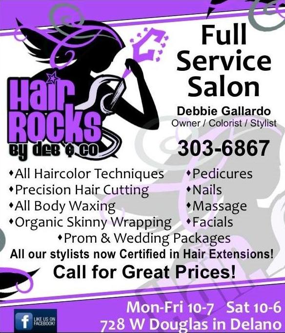 Hair Rocks By Deb & Co: 511 E Douglas, Wichita, KS