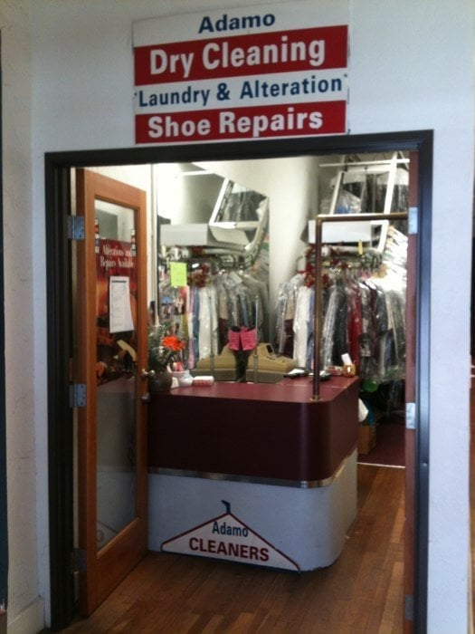 Adamo Dry Cleaning & Shoe Repair
