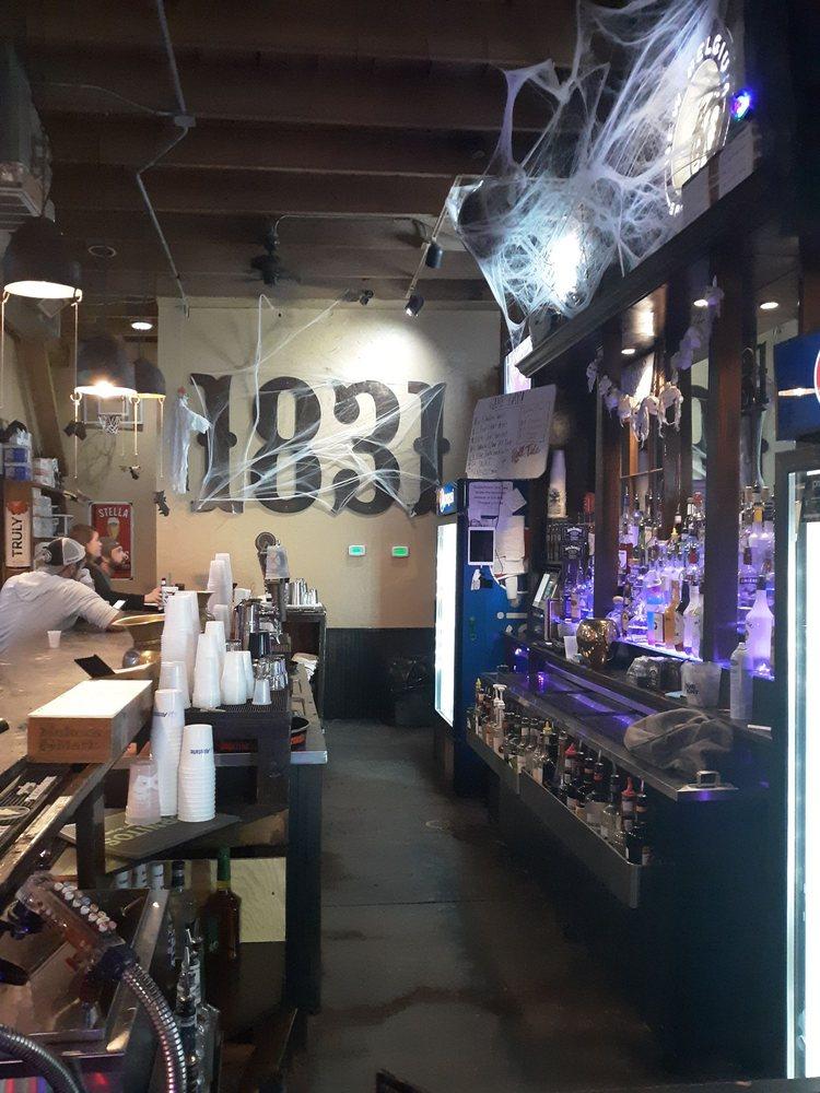 1831 Bar: 2304 4th St, Tuscaloosa, AL