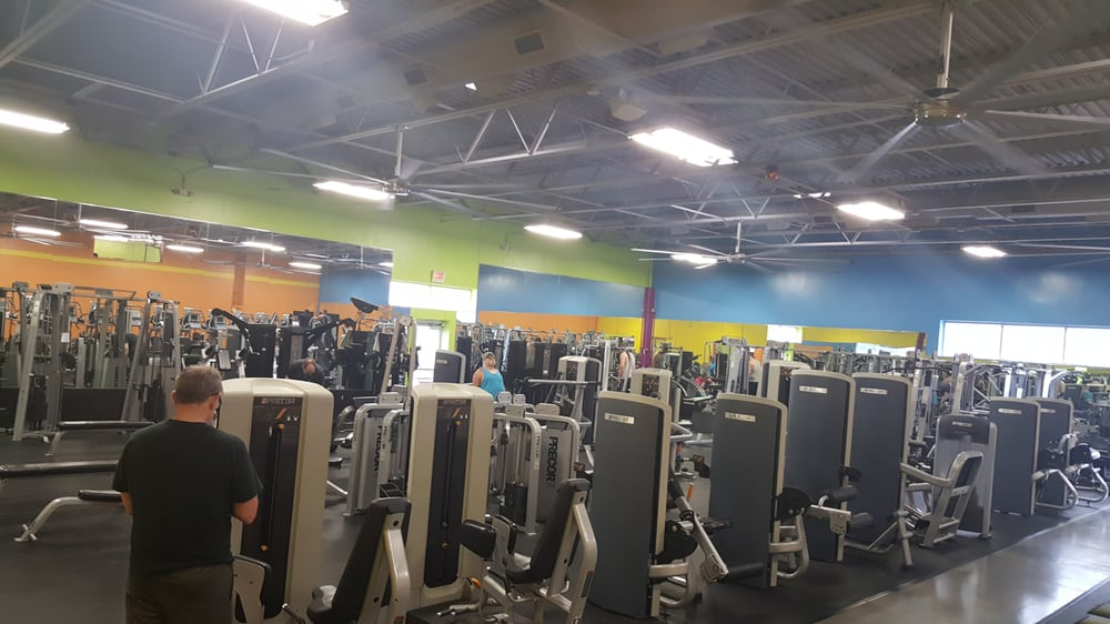 Blue Moon Fitness - Lincoln