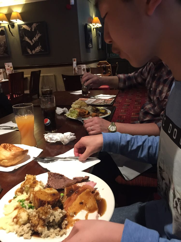Toby Carvery Walsall Broadway